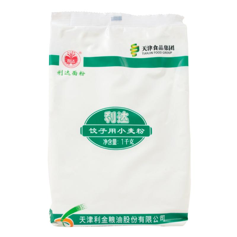 利达饺子粉小1kg