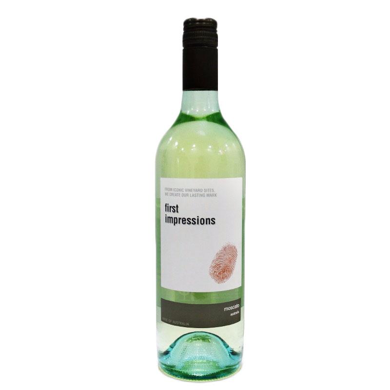 初见莫斯卡托甜白葡萄酒750ml