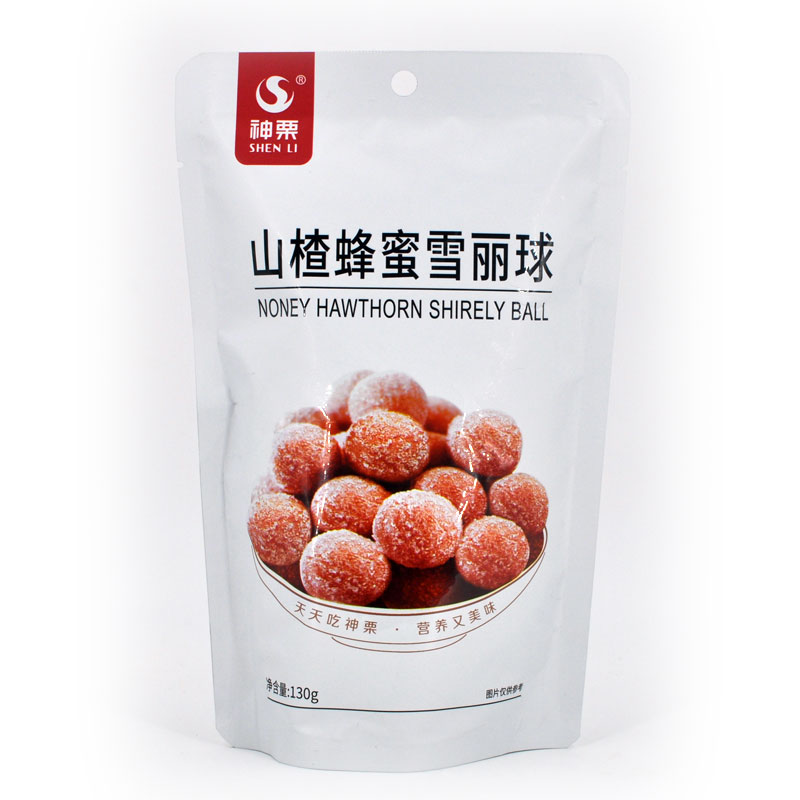 【扶贫商品】承德神栗山楂蜂蜜雪丽球130g