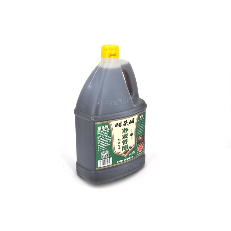 【扶贫商品】庆城醋头醋味荞麦香醋 1.75L